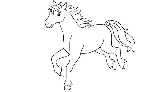 可可简笔画更多动物简笔画图片素材